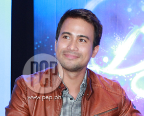 <span>Sam Milby not in a rush to find girlfriend</span>