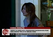 Jennylyn Mercado denies Dennis Trillo got jealous of Mikael Daez