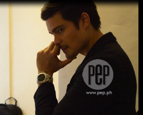 Dingdong Dantes in <em>YES! The Sexy Dozen 2014</em>