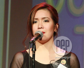 Angeline Quinto turns to Vice Ganda for advice about love