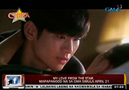 My Love from the Star airs on GMA starting April 21