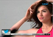 Jennylyn Mercado thanks running and biking for sexy figure