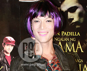 BB Gandanghari happy about Robin Padilla's take on gay rights