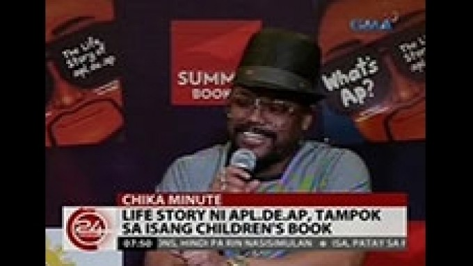 Apl.De.Ap launches book <em>What's Ap?</em>.