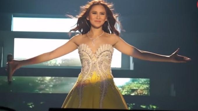 Amazing performance by Sarah