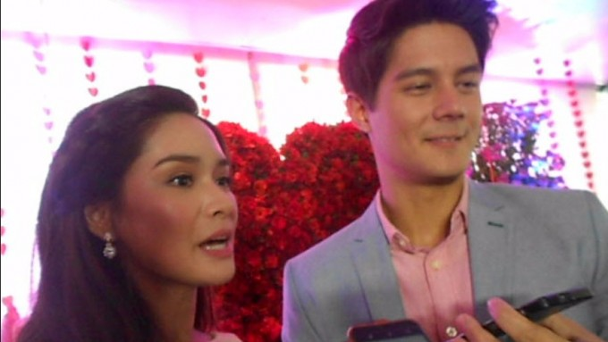 Erich evades question about past loves