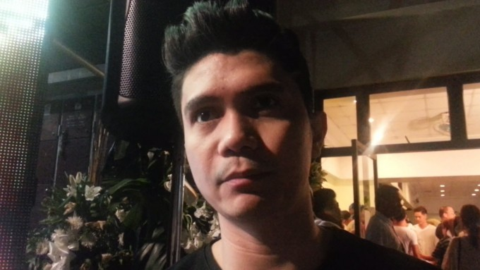 Vhong used to perform in GMA shows