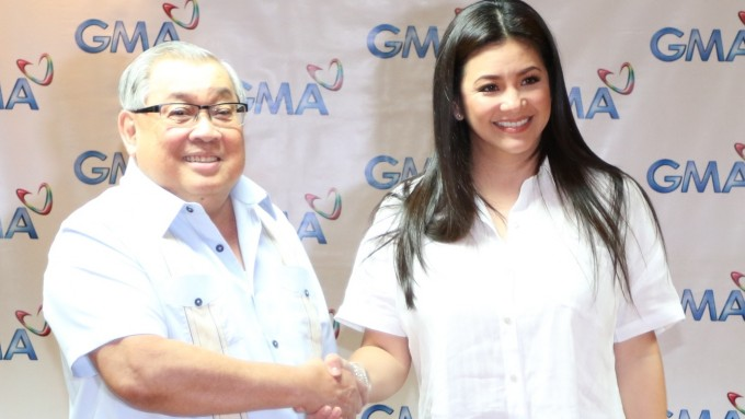 Regine on why she's very grateful to GMA-7