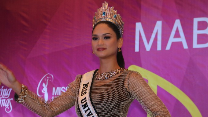 Pia Wurtzbach will pay taxes