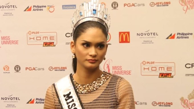 Pia Wurtzbach explains anti-cyberbullying strategy