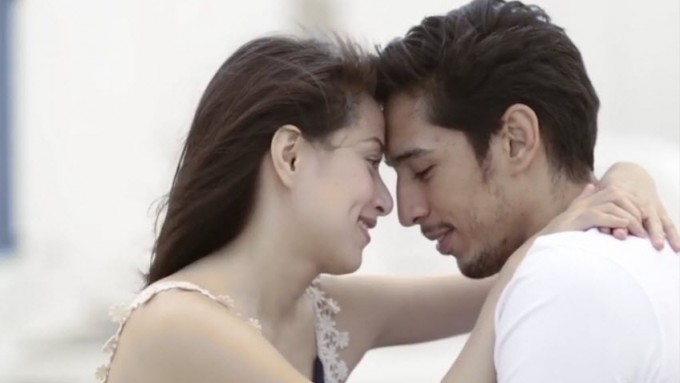 Cristine Reyes-Ali Khatibi wedding video