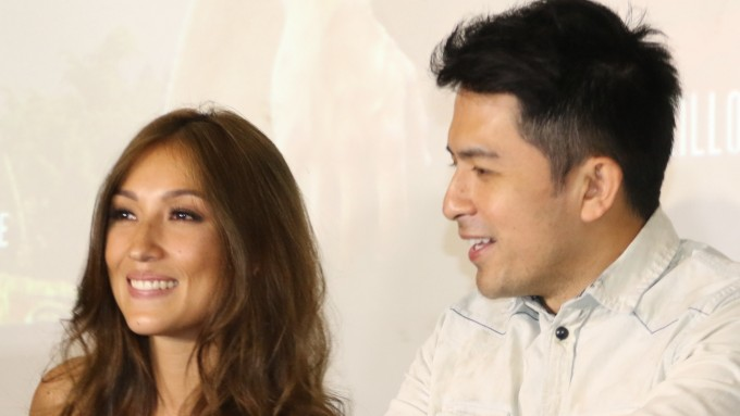 Dennis Trillo's crush on Solenn Heussaff