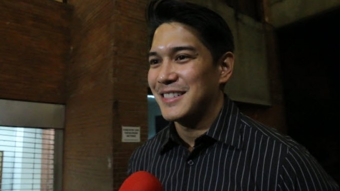 Luis Alandy hopes movie passes MTRCB review