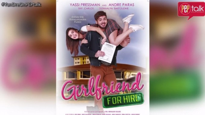 Yassi Pressman and Andre Paras talk about new movie