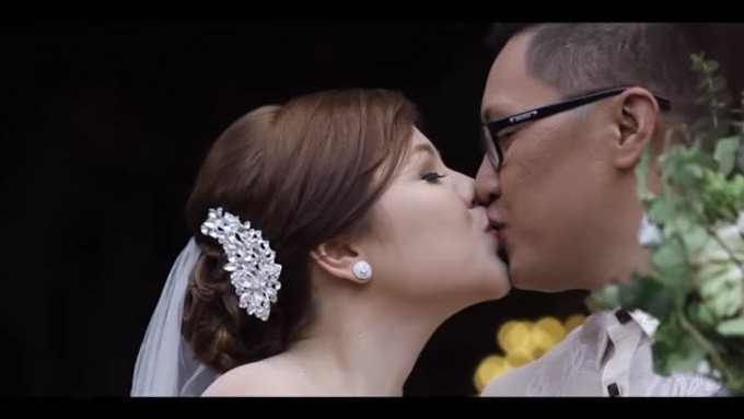 MJ Marfori-Oscar Oida Just Merged wedding video