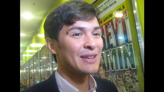Matteo Guidicelli feels good vibes from LizQuen love team