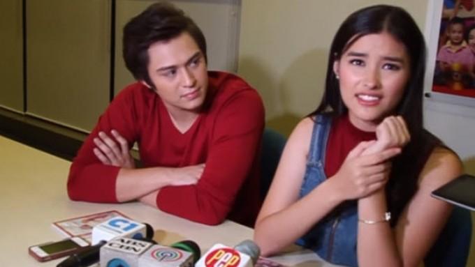 Liza Soberano and Enrique Gil describe new show
