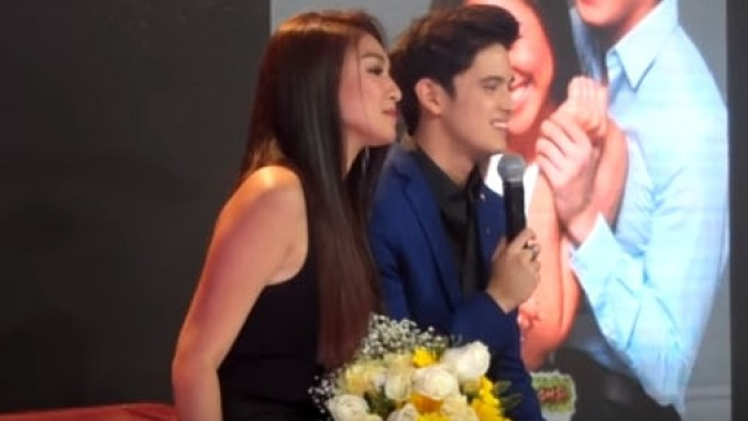 Nadine Lustre, James Reid promise 'next level peformance'