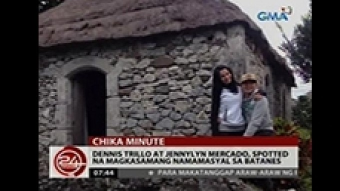 Dennis Trillo, Jennylyn Mercado spotted together in Batanes
