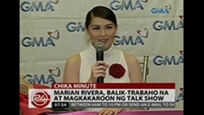 Marian, gaganap na Inang Reyna sa remake ng Encantadia