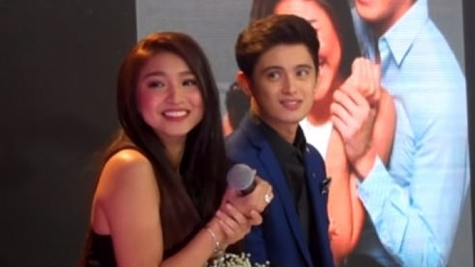 James and Nadine to start work on June for next show