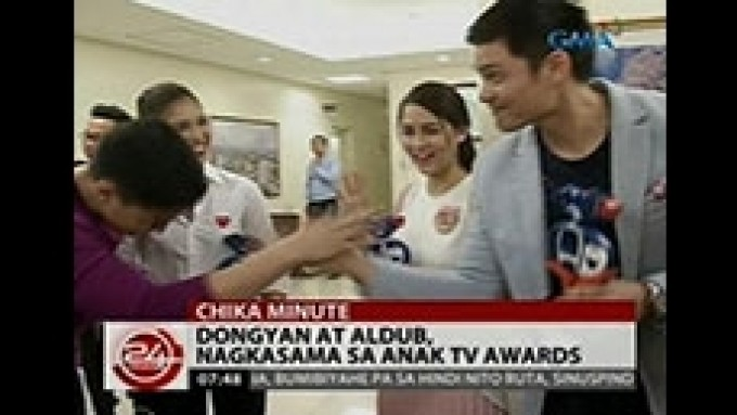 DongYan challenges AlDub to a