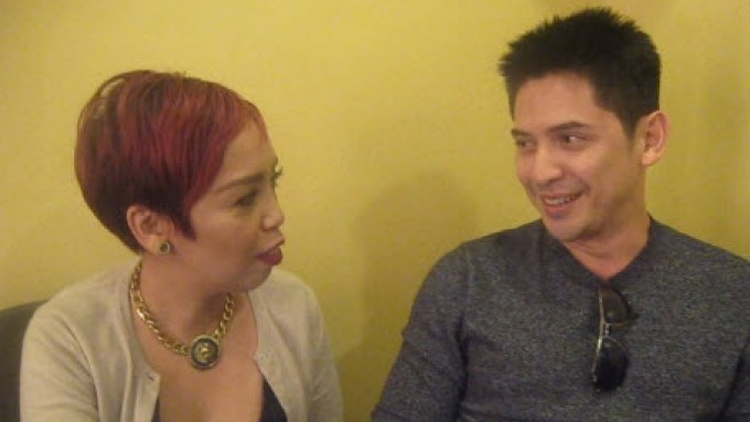 Ahron Villena and Kakai Bautista: No label