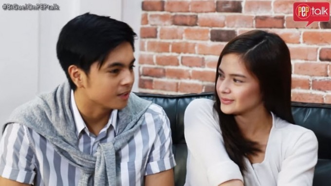 How sweet is Miguel Tanfelix to Bianca Umali?