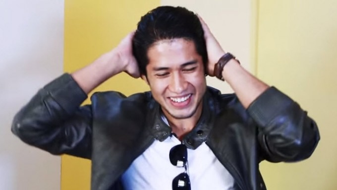 Aljur Abrenica on sex scene in Expressway