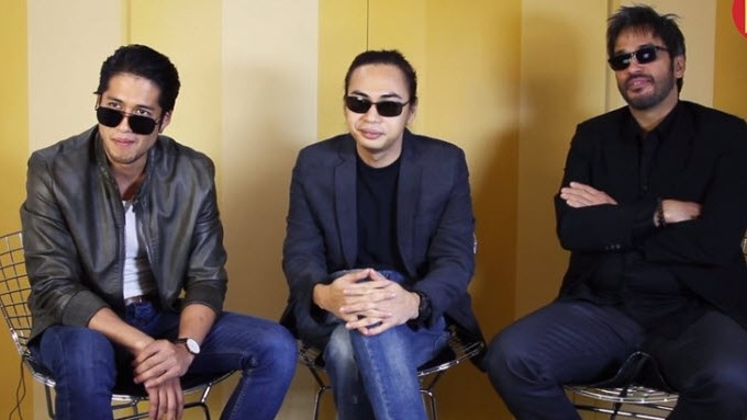 Expressway stars' difficulty stepping out of characters