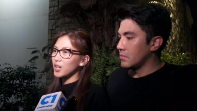 Alex Gonzaga, Luis Manzano and fond memories with Direk Wenn