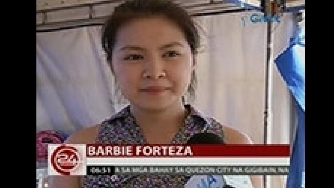 Barbie Forteza gets first international acting award