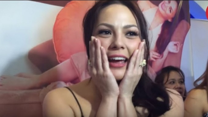 KC Concepcion on stepping back and saying no