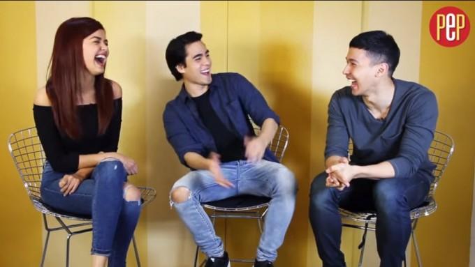 Direk Gino Santos on how he chose Lila lead stars