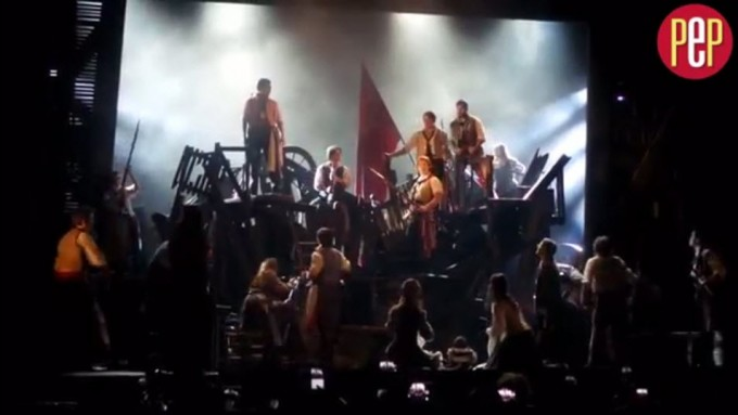SNEAK PEEK: Les Misérables in Manila