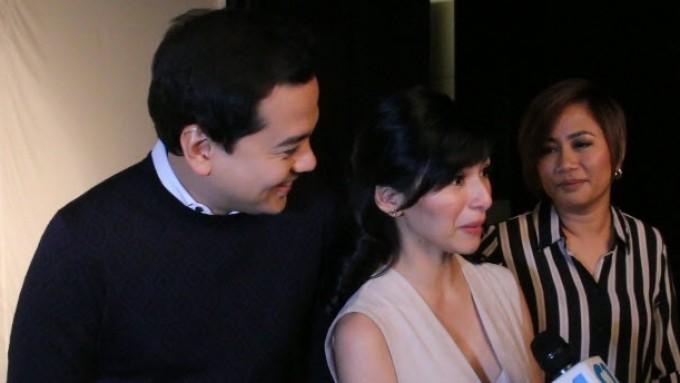 Jennylyn Mercado realizes dream with John Lloyd Cruz