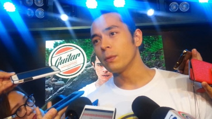 Jake Cuenca on how Sarah Grace Kelly broke up with him