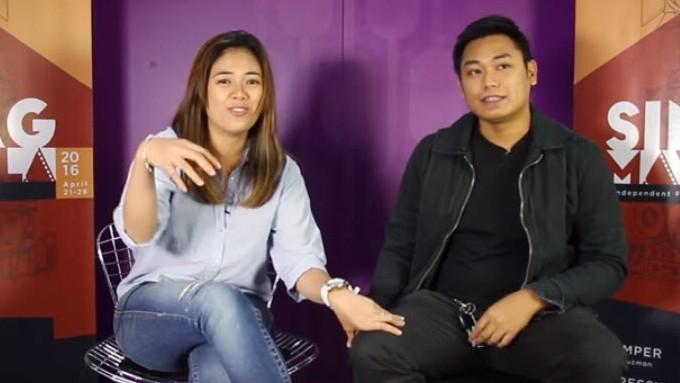 Liza Diño and Alchris Galura on Dyamper difficult scenes
