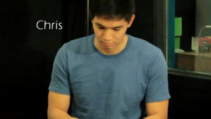 The talented Mr. Chris Tiu