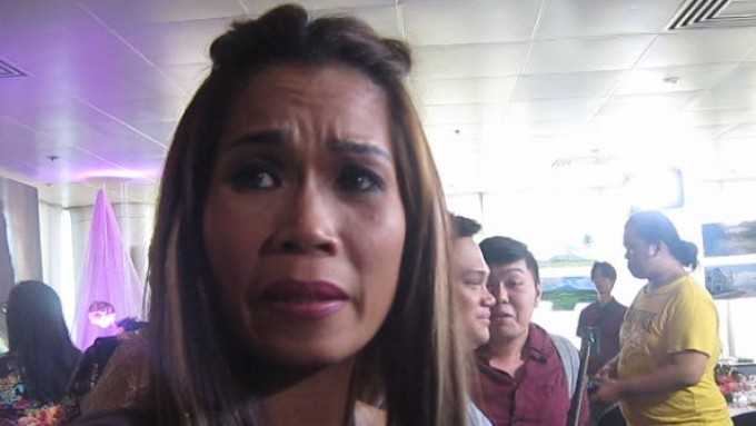 Pokwang refuses to spoof Mommy D