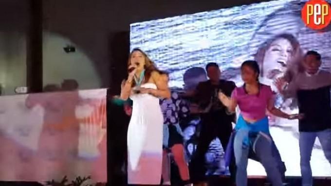 Nikki Gil sings Regine Velasquez's 'You Made Me Stronger'