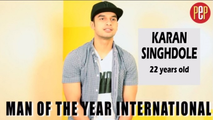 Meet Karan Singhdole: Pure Indian with a Pinoy heart