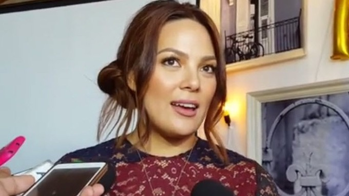 KC Concepcion on why she refuses to act with Sharon Cuneta