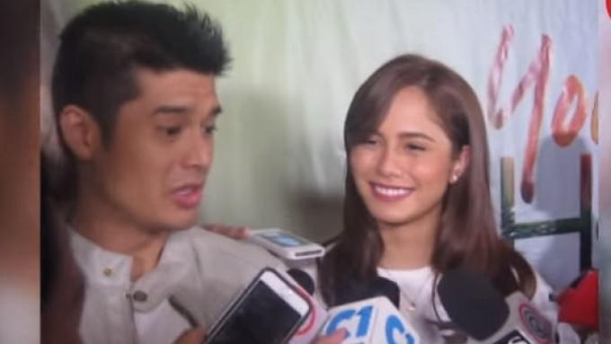 Jessy Mendiola's 'walang echos' closeness with JC de Vera