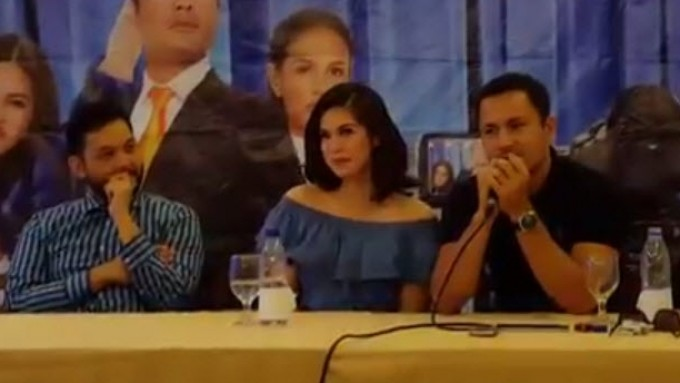 Derek Ramsay, Shaina Magdayao describe how they kiss
