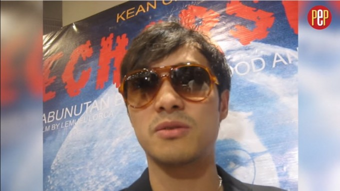 Kean Cipriano after dad's death: 'Life must go on.'