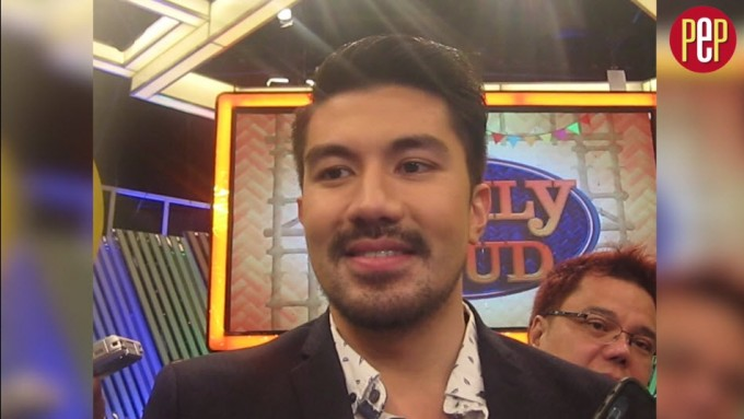 Luis Manzano, a game show favorite?