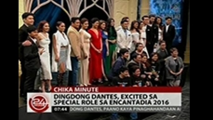 Dingdong Dantes excited 'Encantadia' 2016 role