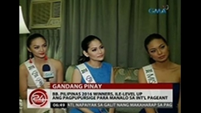 Bb. Pilipinas '16 winners determined to win in all pageants