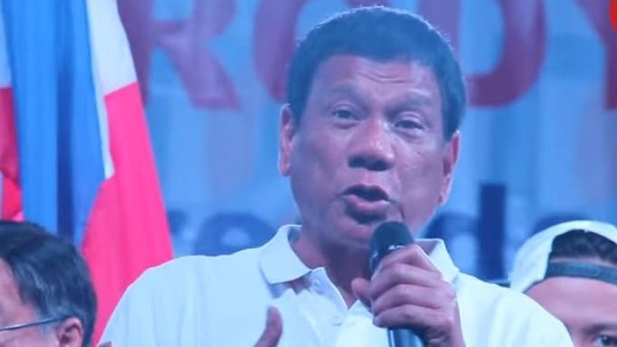 Rodrigo Duterte on why federalism is good